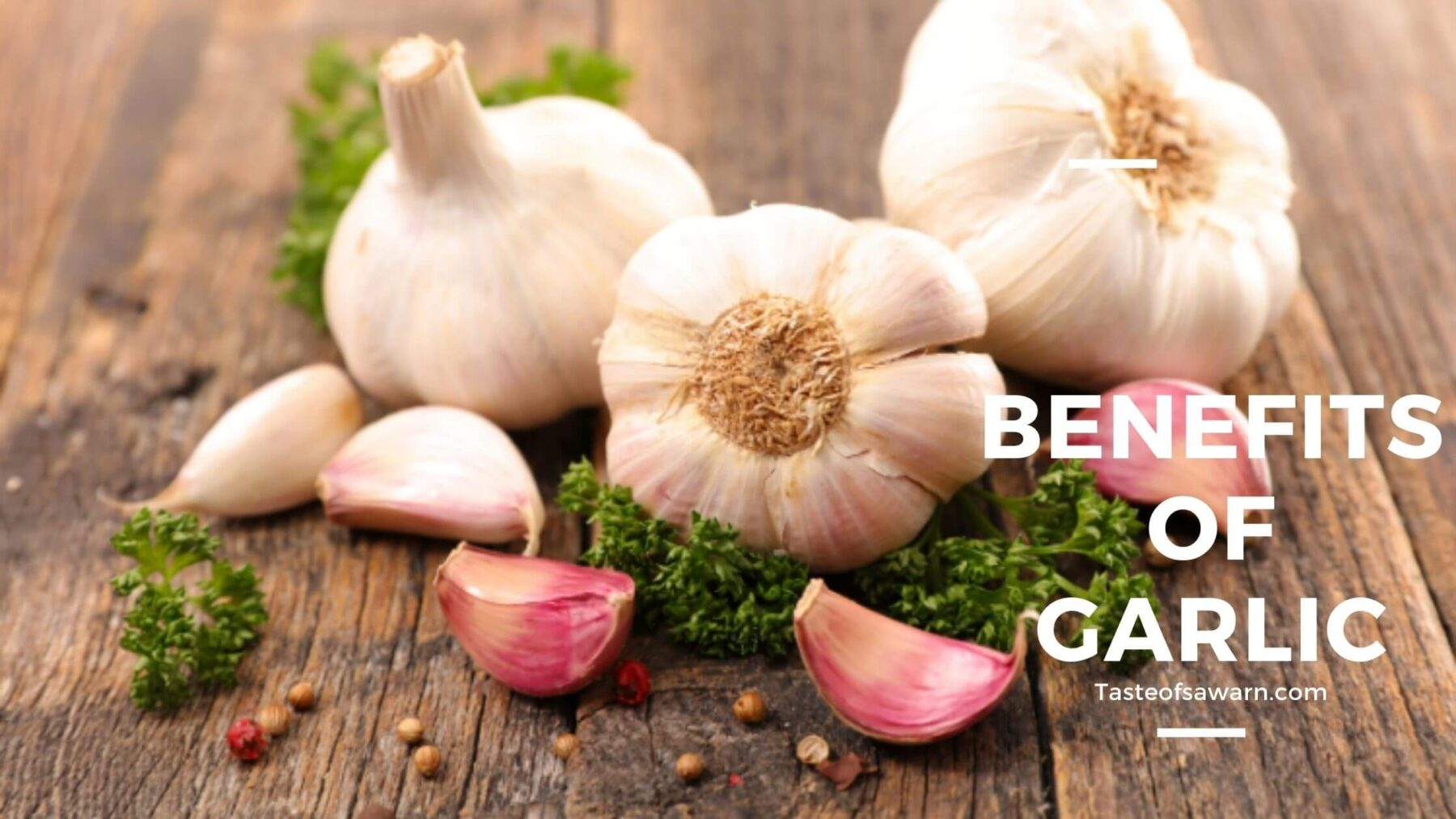 Best Proven health benefits of garlic and its side Effects